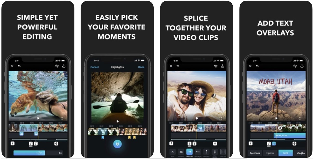 App làm video tốt nhất trên điện thoại 2020
